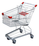 Troles/carros quentes da compra da venda para o supermercado