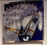 De diamant Gescherpte Decoratie van het Bureau van de Kunst Cloisonne