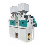 手動および自動二重ボディゴム製ローラーのHusker機械