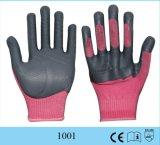 セリウムが付いている機械工によって切られる抵抗力があるTPRの安全手袋