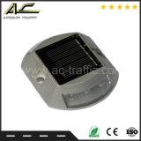 Стержень дороги рефлектора 6 СИД металла Retro-Reflective солнечный для сбывания