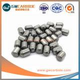 Bohrgerät-Tasten-Bits mit Hartmetall-Rohstoff