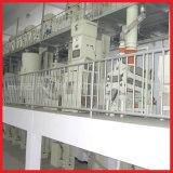 30-150 톤 또는 일 완전한 반숙된 밥 선반 플랜트 비용