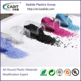 내밀린 장을%s 플라스틱 과립 백색 색깔 Masterbatch