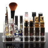Vertoning van de Kwaliteit van de Leverancier van China de Goede Betrouwbare Draagbare Acryl Kosmetische