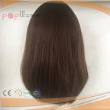 Bella parrucca brasiliana bionda 100% di Sheitel dei capelli umani