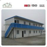 労働者の寮およびオフィスとして強制収容所のためのプレハブの家