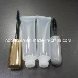 Tubo cosmético plástico de la pestaña para el empaquetado de Skincare (PPC-ST-047)