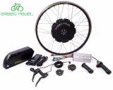 녹색 Pedel 29inch 강력한 1000W 바퀴 허브 모터 E 자전거 장비