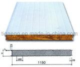 Placa de material para techos de acero colorida acanalada del precio bajo PPGI/PPGL