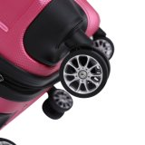 Мешок вагонетки конструкции нашивки, установленный багаж ABS Hardshell (XHA056)