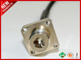 assemblage van de Kabel van de Vezel van het Type van Metaal ODC van 7.0mm de Vierkante Optische Openlucht Gepantserde