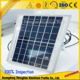 Profils en aluminium de bâti de panneau solaire d'extrusions en aluminium