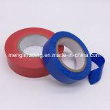 Colorear la cinta eléctrica de la insolación del PVC del pegamento de Ruber
