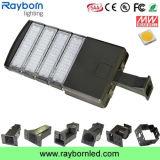 IP65 Shoeboxの駐車場250W LEDの街路照明の据え付け品