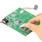 고열 실리콘고무 휴대용 퍼스널 컴퓨터 장 열 전도성 패드
