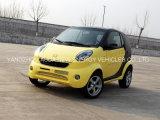 Nuova piccola automobile elettrica con 2 sedi