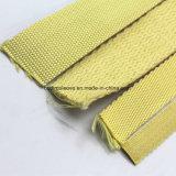 Protectora resistente al calor de corte de tejido de aramida para fundas