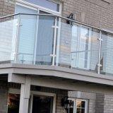 Traliewerk van het Glas van de veiligheid het Openlucht Binnen voor het Balkon van de Kabel