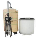 De grote Waterontharder van de Hars van de IonenUitwisseling van de Stroom voor het Water van de Boiler