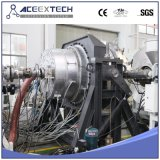 Espulsore di plastica del tubo del PE/macchina di plastica dell'espulsione del tubo dell'HDPE