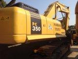 Utilisé Komatsu PC excavatrice chenillée350-7 KOMATSU EXCAVATEUR 35tonne