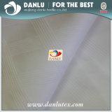 Algodón de lino 100% de la tela del lecho de la tela del hotel de la alta calidad de la fábrica de China