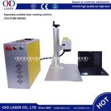 Лазерная маркировка CE клавиатуры машины для ПВХ