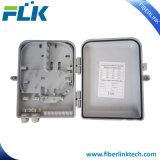 FTTHの光ファイバ配電箱16ポートの端子箱