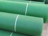 Plastic Flat Wire Mesh gold Net with EP ace Raw Material