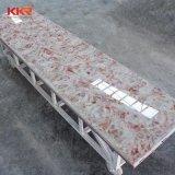 Water-Resistant piedra artificial piedra translúcidas de resina de instrumentos