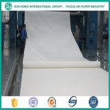Нажмите кнопку в промышленности бумаги
