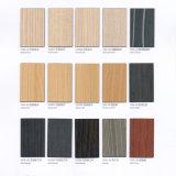 La decoración interior impermeable de 1220x2440mm madera laminado hpl / hoja laminado compacto HPL