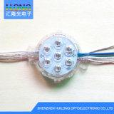 3cm a todo color de LED DMX en IC de carácter luminoso