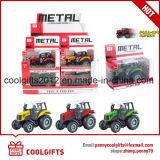 子供のためのベストセラーのおもちゃの金属の農夫の手段のトラクターはギフトをダイカストで形造った