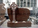 기념탑을%s 중국 Shangxi 까만 화강암 묘비