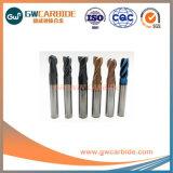 Laminatoio di estremità solido del carburo di Endmill Ctx del carburo del tungsteno