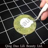 Piedra del jade para el sostenedor fresco del pegamento de la piedra del jade del pegamento del mantiene de la extensión de la pestaña
