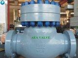 La aleación de alta presión Steeel ensanchó válvula de verificación de oscilación