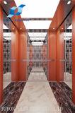Elevatore di Passenge con la decorazione di modo e l'elevatore Gearless commerciale della casa del passeggero di Vvvf per la villa e residenziale