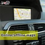 Relação video Android do carro da navegação com WiFi Mirrorlink para Mercedes-Benz Ntg4.5 W204 W245 W246