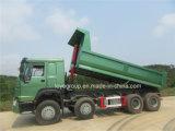Sinotruck 336HP/371HP 8*4 HOWO Kipper für Verkauf