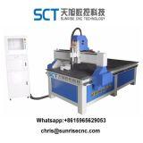 Router CNC Máquina de grabado de la CE aprobó la máquina para hacer de la puerta de madera