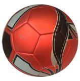 Maschine 5#, die metallische Fußball-Kugel näht