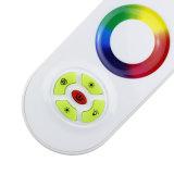 12V無線RFの接触パネルLED RGBの調光器のリモートコントローラ