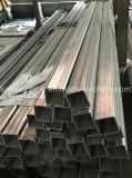 Tubo rectangular del acero inoxidable de la exportación