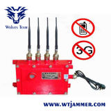 Oil Depot Gas Station Waterproof Blaster Shelter Cell Phone Signal Jammer