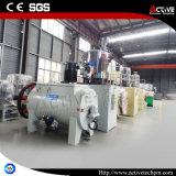 PVC 관 단면도 생산을%s 플라스틱 섞는 기계