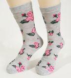 Frauen-Socken-Mannschafts-Socken-Baumwollsocken