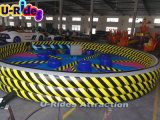 Wipeout Eliminator inflable, inflable Wipeout Sweeper, Deshielo Zona de Juego Inflable